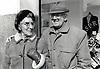 Elderly couple, Nottingham UK 1989