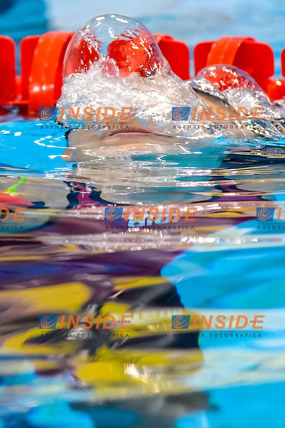 Liliana SZILAGY HUN <br /> 100m Butterfly Women semi-final <br /> London, Queen Elizabeth II Olympic Park Pool <br /> LEN 2016 European Aquatics Elite Championships <br /> Swimming<br /> Day 11 19-05-2016<br /> Photo Andrea Staccioli/Deepbluemedia/Insidefoto
