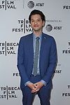 Actor Ben Schwartz arrives at the world premiere of Standing Up, Falling Down at the 2019 Tribeca Film Festival presented by AT&T Thursday, April 25, 2019 at SVA Theater - 333 West 23 Street New York, NY.