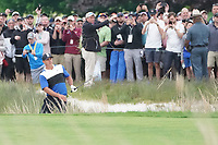 Brooks Koepka (USA) on the 18th during the final round at the PGA Championship 2019, Beth Page Black, New York, USA. 20/05/2019.<br /> Picture Fran Caffrey / Golffile.ie<br /> <br /> All photo usage must carry mandatory copyright credit (© Golffile | Fran Caffrey)