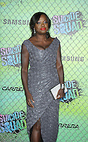 NEW YORK, NY-August 01:  Viola Davis at Warner Bros. Pictures & DC, Atlas Entertainment  presents the World Premiere of Suicide Squad  at the Beacon Theatre in New York. NY August 01, 2016. Credit:RW/MediaPunch
