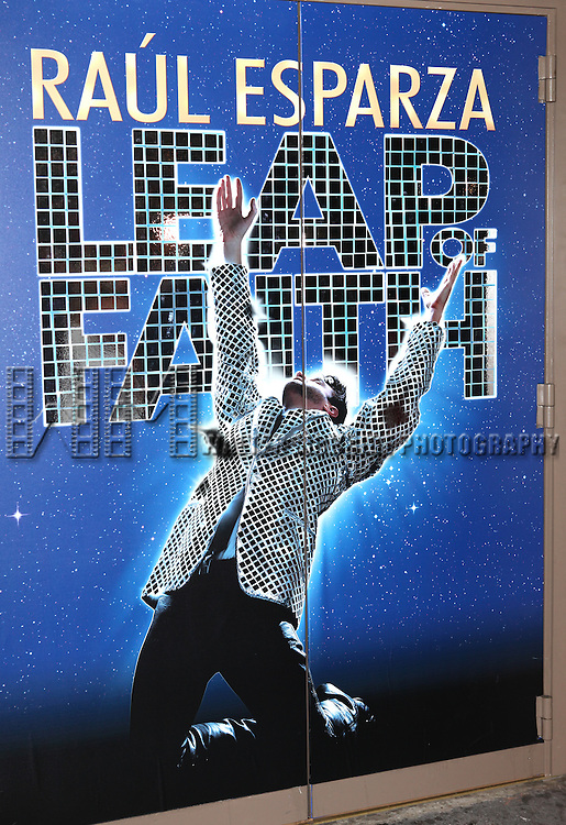 Atmosphere.attending the Broadway Opening Night Performance of 'LEAP OF FAITH' on 4/26/2012 at the St. James Theatre in New York City. © Walter McBride/WM Photography .