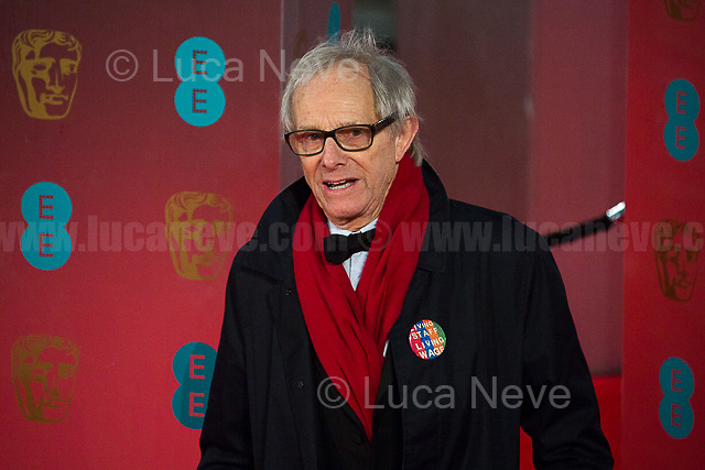 Ken Loach.<br />