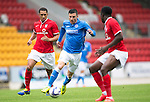 St Johnstone v York City 19.07.14