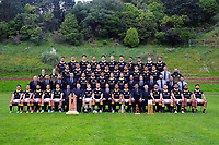 The 2017 Wellington Lions team photo at Rugby League Park in Wellington, New Zealand on Wednesday, 11 October 2017. Photo: Dave Lintott / lintottphoto.co.nz