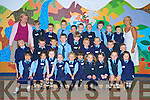 New starters in Mrs Goulding class in St Oliver National School, Killarney, were Tia McNabb, Yen Bao Leniston, Lucy Jayne O'Gara, Lily Guerin, Patricyia Istefanczyka, Shadia Mesba Repon, Samarah Siimon, Eva Ryan Lynch, Anthony King, Sean Guerin, Dominic Duna, Shane McAllister, Milosz Gedos, Bryan Canty, Daniel Olescino, Keigan Randall, Tyler Bolster O'Brien, Elliott Broadberry, Dylan Morrissey, Samuel Behal, Karol McCarthy, Conor Walsh, Dara Looney, Kate O'Donoghue, Amy O'Leary and Brian Palenchik and SNA Margaret Ahlert.......