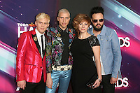 LOS ANGELES, CA - NOVEMBER 17: Neon Trees at the TeenNick HALO Awards at The Hollywood Palladium on November 17, 2012 in Los Angeles, California. Credit mpi27/MediaPunch Inc. NortePhoto