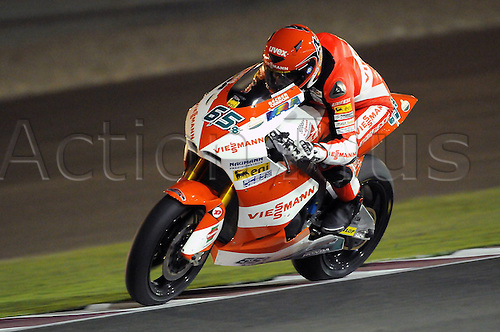 10 04 2010  Koller Stefan Bradl ger Suter Moto2 Motorcycle World Cup Doha Qatar 10 04 2010 Action form the FIM MotoGP World Cup, Qatar.