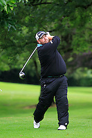 Shane Hogan (Nenagh) on the 3rd tee during round 1 of The Mullingar Scratch Cup in Mullingar Golf Club on Sunday 3rd August 2014.<br /> Picture:  Thos Caffrey / www.golffile.ie