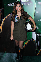 WEST HOLLYWOOD, CA - OCTOBER 29: Jenna Ushkowitz at 3rd Annual Midori Green Halloween Party held at Bootsy Bellows on October 29, 2013 in West Hollywood, California. (Photo by Xavier Collin/Celebrity Monitor)