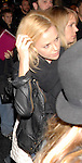 .1-24-2010. ..Charlize Theron at the RadioHead concert in Hollywood. The band was playing at the Fonda Theatre for charity. Tickets for the show started at $475 each. ...AbilityFilms@yahoo.com.805-427-3519.www.AbilityFilms.com