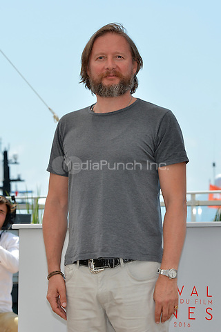 David Mackenzie at the Photocall 'Hell or high Water' - 69th Cannes Film Festival on May 16, 2016 in Cannes, France.<br /> CAP/LAF<br /> &copy;Lafitte/Capital Pictures /MediaPunch ***NORTH AND SOUTH AMERICA ONLY***