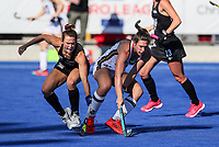 Kelsey Smith. Pro League Hockey, Vantage Blacksticks v Germany. Nga Puna Wai Hockey Stadium, Christchurch, New Zealand. Friday 15th February 2019. Photo: Simon Watts/Hockey NZ