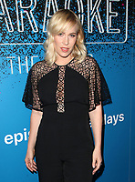 07 August 2017 - West Hollywood, California - Natasha Bedingfield. 'Carpool Karaoke: The Series' On Apple Music Launch Party held at Chateau Marmont. <br /> CAP/ADM/FS<br /> &copy;FS/ADM/Capital Pictures