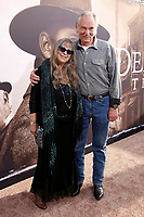 Los Angeles, CA - MAy 14:  Carol Rippy and Leon Rippy attends the Los Angeles Premiere of HBO's 'Deadwood' at Cinerama Dome on May 14 2019 in Los Angeles CA. <br /> CAP/MPI/CSH/IS<br /> &copy;IS/CSH/MPI/Capital Pictures