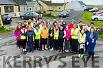 A large crowd met up at the Cashen Ballyduff to take part in the Good Friday Ballyduff brnach of the Kerry Hospice Foundation.
