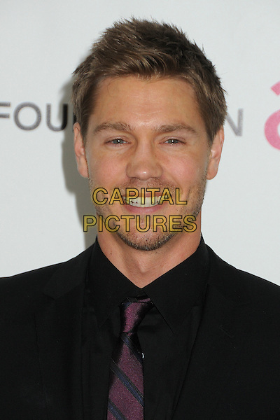Chad Michael Murray.20th Annual Elton John Academy Awards Viewing Party held at West Hollywood Park, West Hollywood, California, USA..February 26th, 2012.headshot portrait black stubble facial hair .CAP/ADM/BP.©Byron Purvis/AdMedia/Capital Pictures.