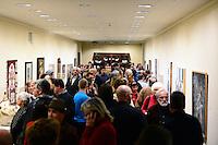 Toledo Area Artisit Exhibit Opening