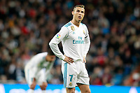 REAL MADRID v UD LAS PALMAS. LA LIGA 2017/2018. ROUND 11.