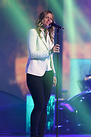 Ima performs during the Telethon Enfant Soleil in Quebec City Sunday June 3, 2012.