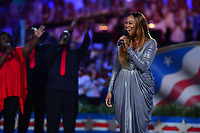 "Washington, DC - July 3, 2017: Gospel singer Yolanda Adams performs at the ""Capitol Fourth"" rehearsal concert on the west lawn of the U.S. Capitol July 3, 2017  (Photo by Don Baxter/Media Images International)"