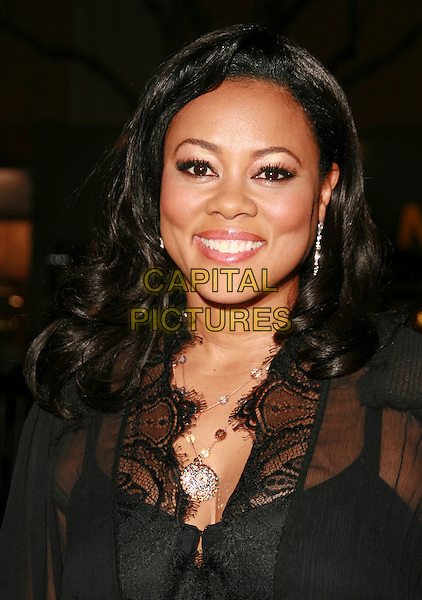 "LELA ROCHON.""Shooter"" Los Angeles Premiere held at Mann Village Theatre, Westwood, California, USA, 08 March 2007..portrait headshot.CAP/ADM/CH.©Charles Harris/AdMedia/Capital Pictures."