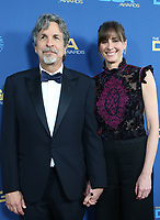 LOS ANGELES, CA - FEBRUARY 2: Peter Farrelly at the 71st Annual DGA Awards at the Hollywood &amp; Highland Center's Ray Dolby Ballroom  in Los Angeles, California on February 2, 2019. <br /> CAP/MPIFS<br /> &copy;MPIFS/Capital Pictures