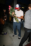 June 29th   2012 Brody Jenner buys flowers red roses at Bootsy Bellows  club  in West Hollywoodwww.AbilityFilms.com805 427 3519www.AbilityFilms.com