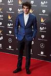 David Verdaguer attends red carpet of Feroz Awards 2018 at Magarinos Complex in Madrid, Spain. January 22, 2018. (ALTERPHOTOS/Borja B.Hojas)