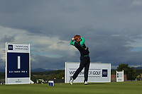Allan Hill of Ireland during Day 3 of the Boys' Home Internationals played at Royal Dornoch Golf Club, Dornoch, Sutherland, Scotland. 09/08/2018<br /> Picture: Golffile | Phil Inglis<br /> <br /> All photo usage must carry mandatory copyright credit (&copy; Golffile | Phil Inglis)