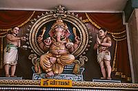 Asie/Malaisie/Kuala Lumpur: Temple Hindou de Sri Maha Mariammam