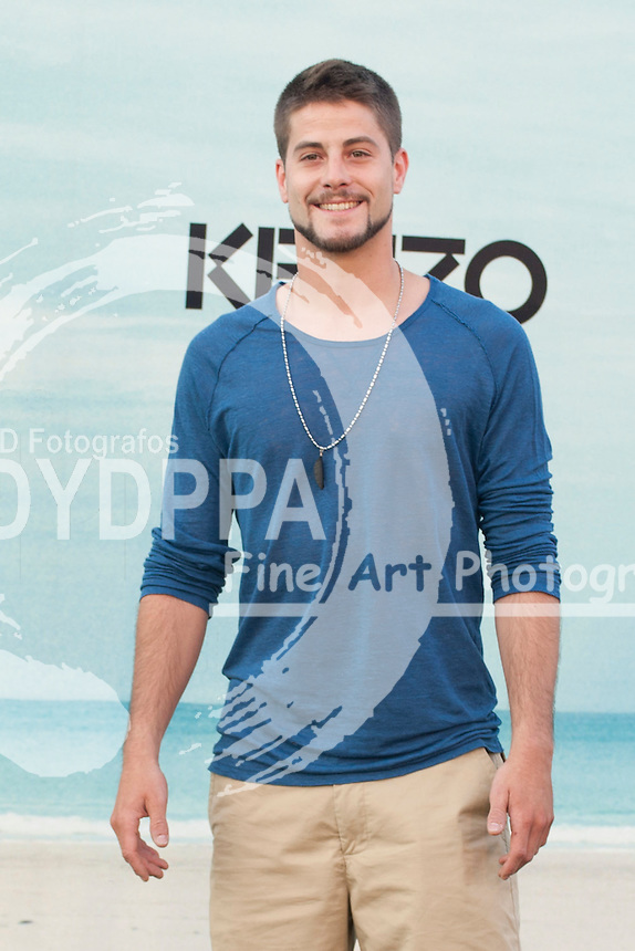 05/06/2012. Madrid. Spain. Kenzo Summer Party. Luis Fernandez