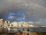 Magic Island in Honolulu, HI
