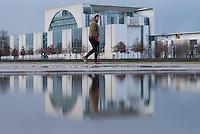2015/01/29 Berlin | Bundeskanzleramt & Reichstag