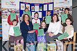 PET CARE COMPETITION: Kerry County Library Pet Care Competition Winners were presented with their certificates on Saturday morning at the Kerry County Library. Seated l-r: Edith White, Frances Kay (writer in resident), Zara O'Reilly, Ann Ferguson and Paula Misovicova. Back l-r: Emma McCarthy, Gabrielle Galway, Aoife Doody, Mark Lynch and Ri Galway.   Copyright Kerry's Eye 2008