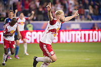 New York Red Bulls vs San Jose Earthquakes, April 17, 2015
