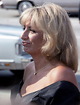 Penny Marshall attends the Emmy Awards on September 15, 1988 in New York City.