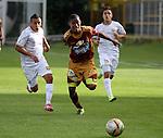 Deportes Tolima y Águilas Doradas igualaron 1-1 en el estadio metropolitano de Techo, en el marco de la fecha 11 de la Liga Colombiana.