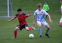 180804 Wellington 1st XI Football - St Pat's Silverstream v HIBS