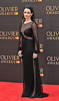 Tamara Rojo at the Olivier Awards 2019, Royal Albert Hall, Kensington Gore, London, England, UK, on Sunday 07th April 2019.<br /> CAP/CAN<br /> ©CAN/Capital Pictures