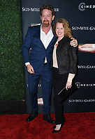"08 January 2019 - Hollywood, California - Max Martini, Mireille Enos. ""SGT. Will Ferrell Gardner"" Los Angeles Premiere held at Arclight Hollywood . Photo Credit: Birdie Thompson/AdMedia"