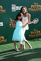 HOLLYWOOD, CA- AUGUST 8:  Constance Marie at the Disney premiere of 'Pete's Dragon' at El Capitan Theater in Hollywood, California, on August 8, 2016. Credit: David Edwards/MediaPunch