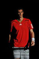 Andy MURRAY - 11.11.2011 - BNP Paribas Masters, Quarts de finale - Bercy, Paris. Photo: Dave Winter / Icon Sport.