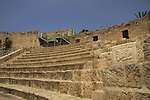 Israel, Carmel, the Roman theater in Shuni