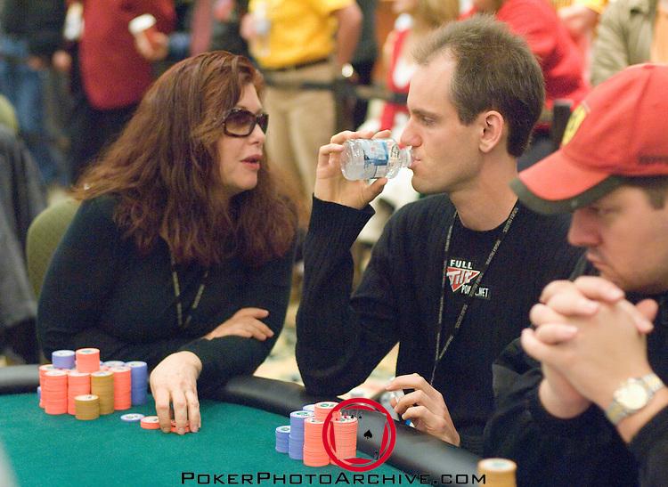 Melissa Hayden and Allen Cunningham.