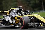 24.08.2018, Circuit de Spa-Francorchamps, Spa-Franchorchamps, FORMULA 1 2018 JOHNNIE WALKER BELGIAN GRAND PRIX, 23. - 26.08.2018<br /> , im Bild<br />Nico H&uuml;lkenberg (GER#27), Renault Sport F1 Team<br /> <br /> Foto &copy; nordphoto / Bratic