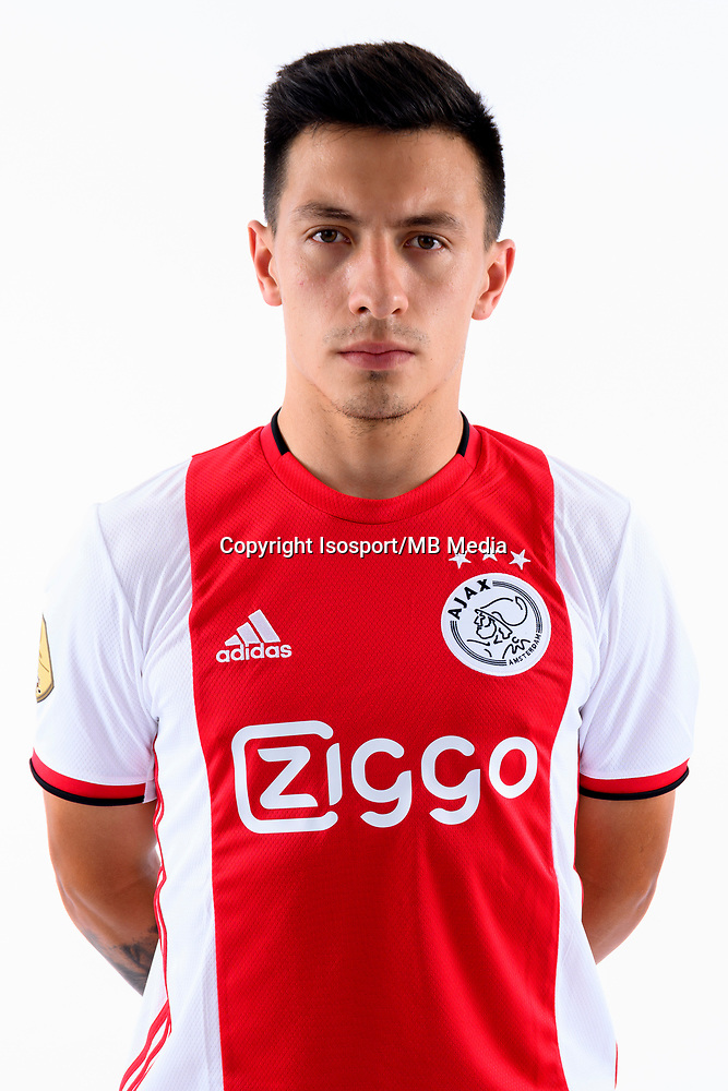 Photoshoot Ajax Amsterdam 2019 - 2020 | Matthew Buxton