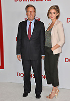 Mark Johnson &amp; Guest at the special screening of &quot;Downsizing&quot; at the Regency Village Theatre, Westwood, USA 18 Dec. 2017<br /> Picture: Paul Smith/Featureflash/SilverHub 0208 004 5359 sales@silverhubmedia.com