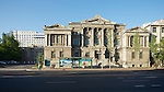 South Manchuria Railway Headquarters (West Wing) In Dalian (Dalny/Dairen).