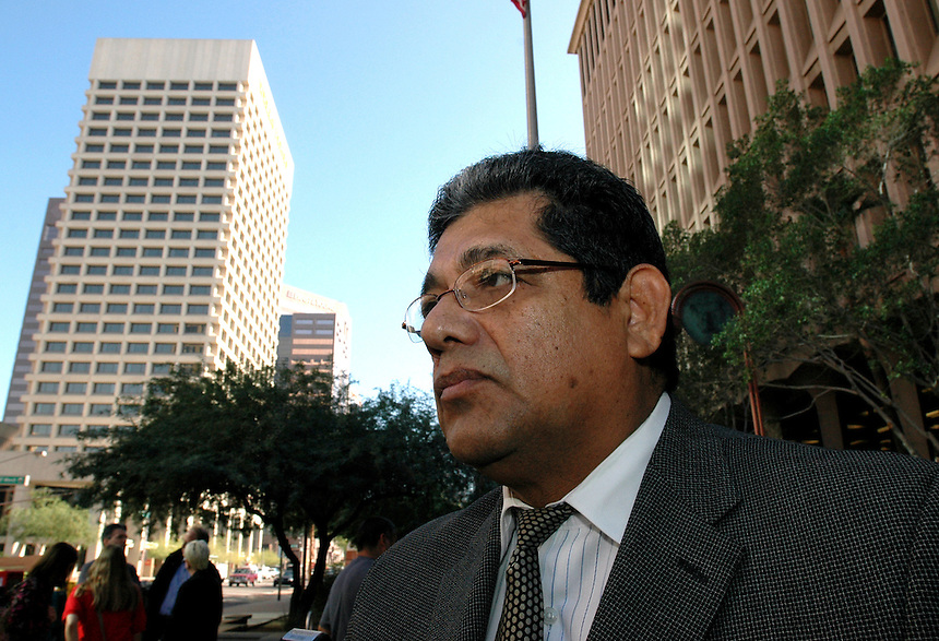AJ Alexander - Ben R. Miranda AZ State Represantative.Photo by AJ Alexander